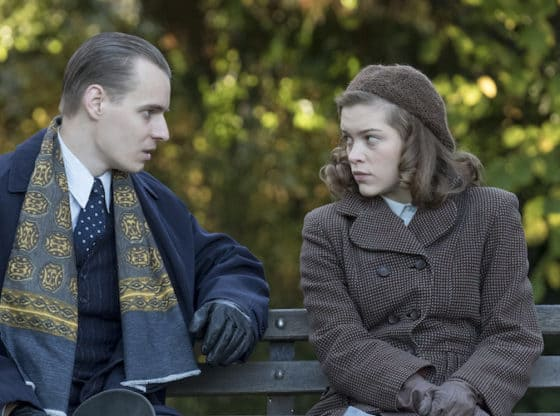 Film still from the movie Red Joan
