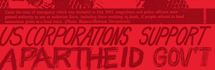 Cover of issue 134, Politics of Boycotts